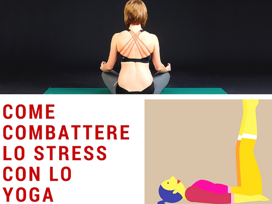 combattere stress