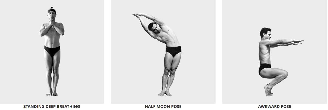 Bikram yoga 1