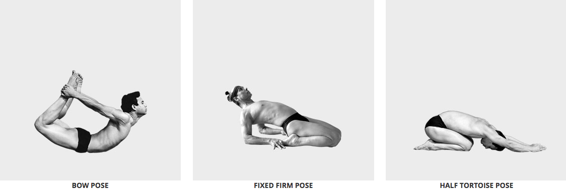 Bikram yoga 7
