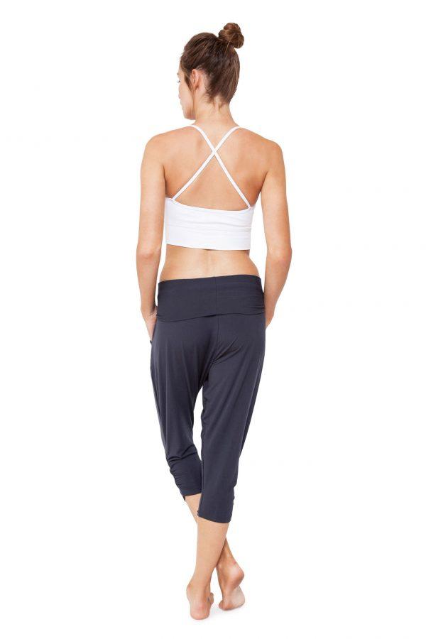 Pantaloni modello Harem da donna Grigi