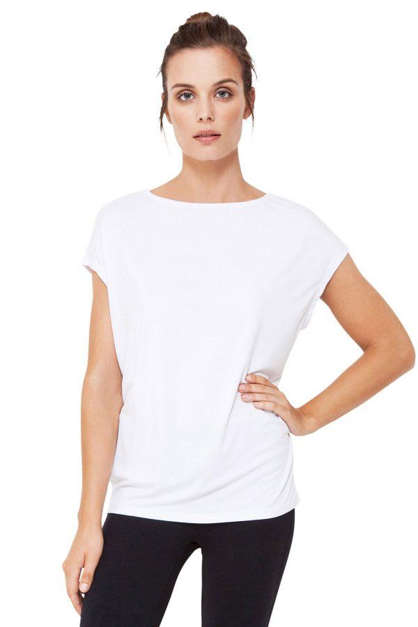 Maglia Sportiva White Luxe