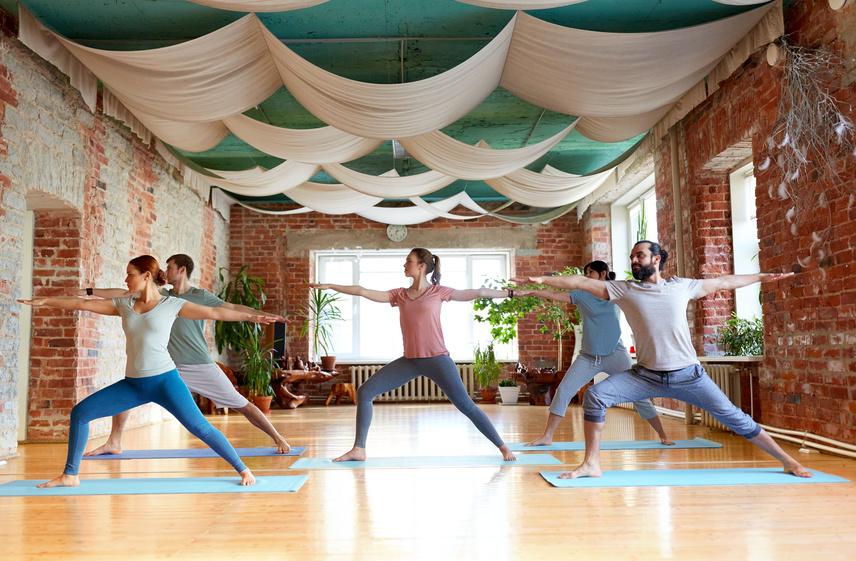 passi yoga