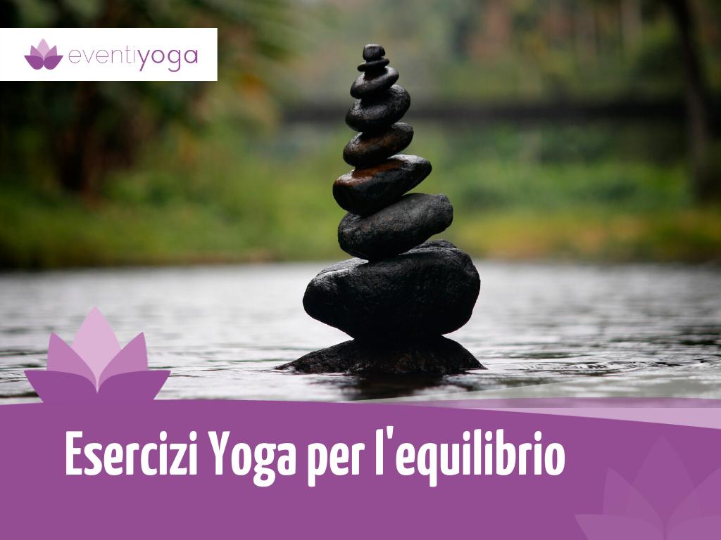 Yoga per equilibrio