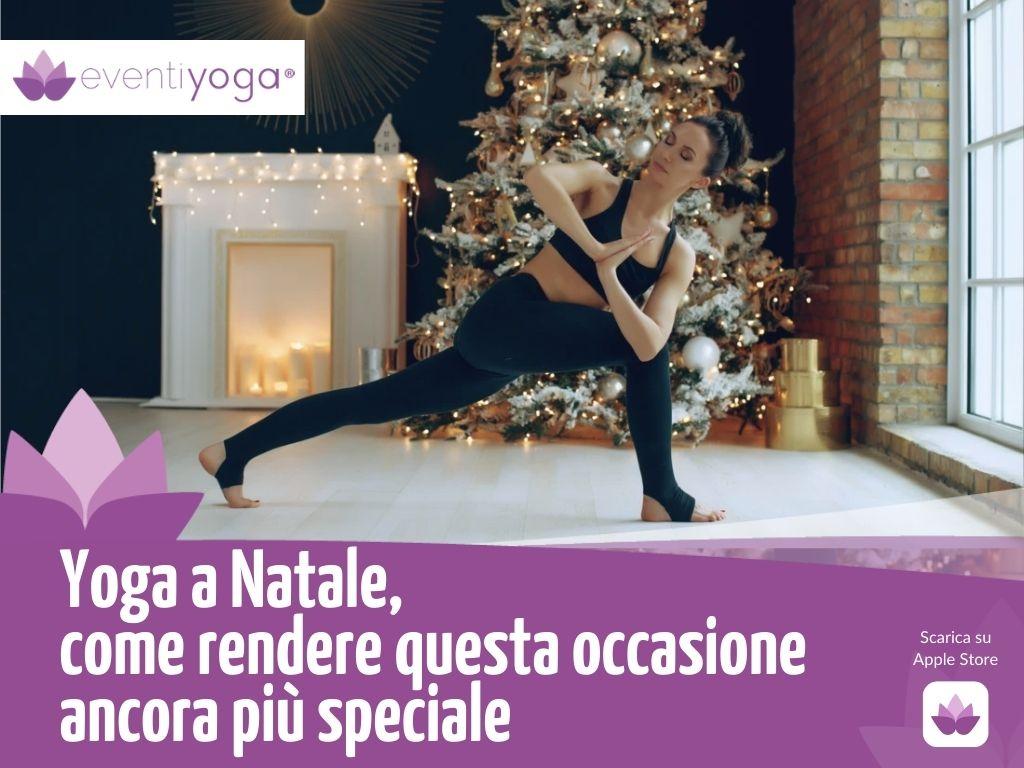 yoga a natale