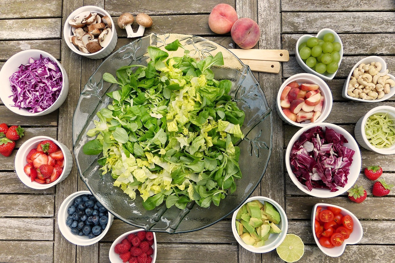 cibo per l'autunno