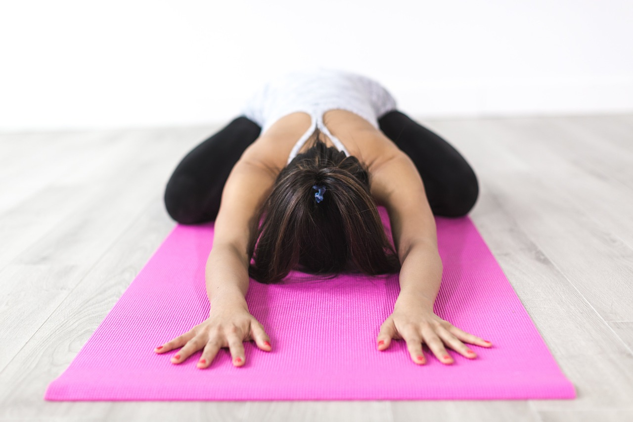 yoga anziani