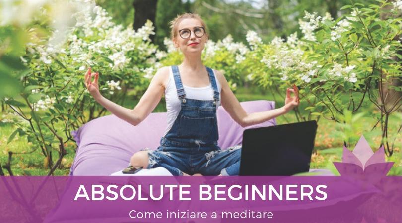 Come Iniziare Meditare