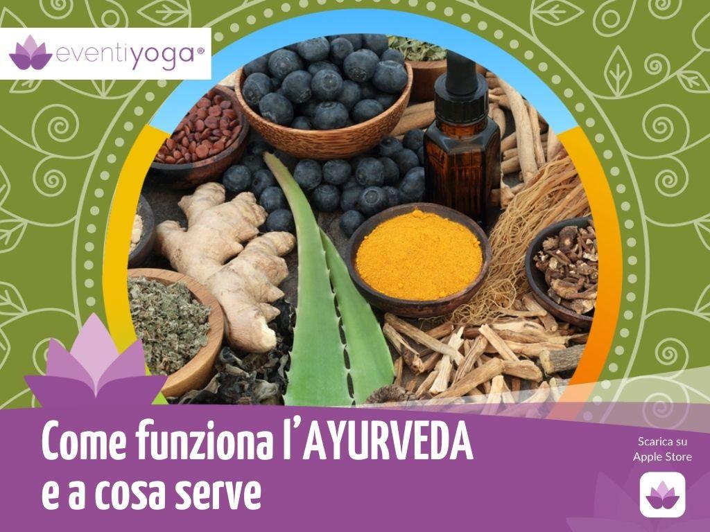 come funziona ayurveda