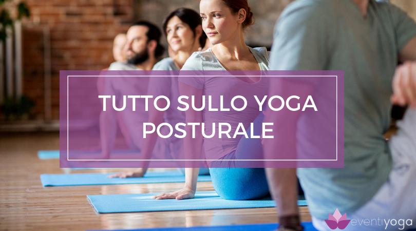 Tutto sullo Yoga posturale