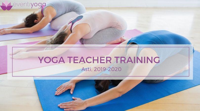 Yoga Teacher Training 2019-2020 ad Asti