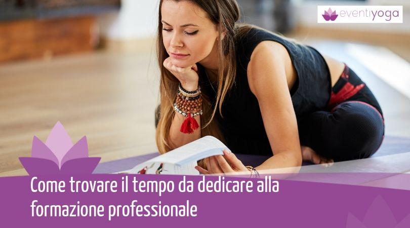 tempo formazione professionale