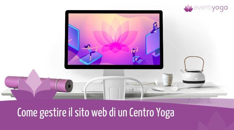 sito web centro yoga