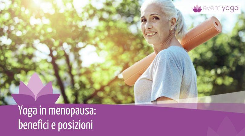 Yoga in menopausa