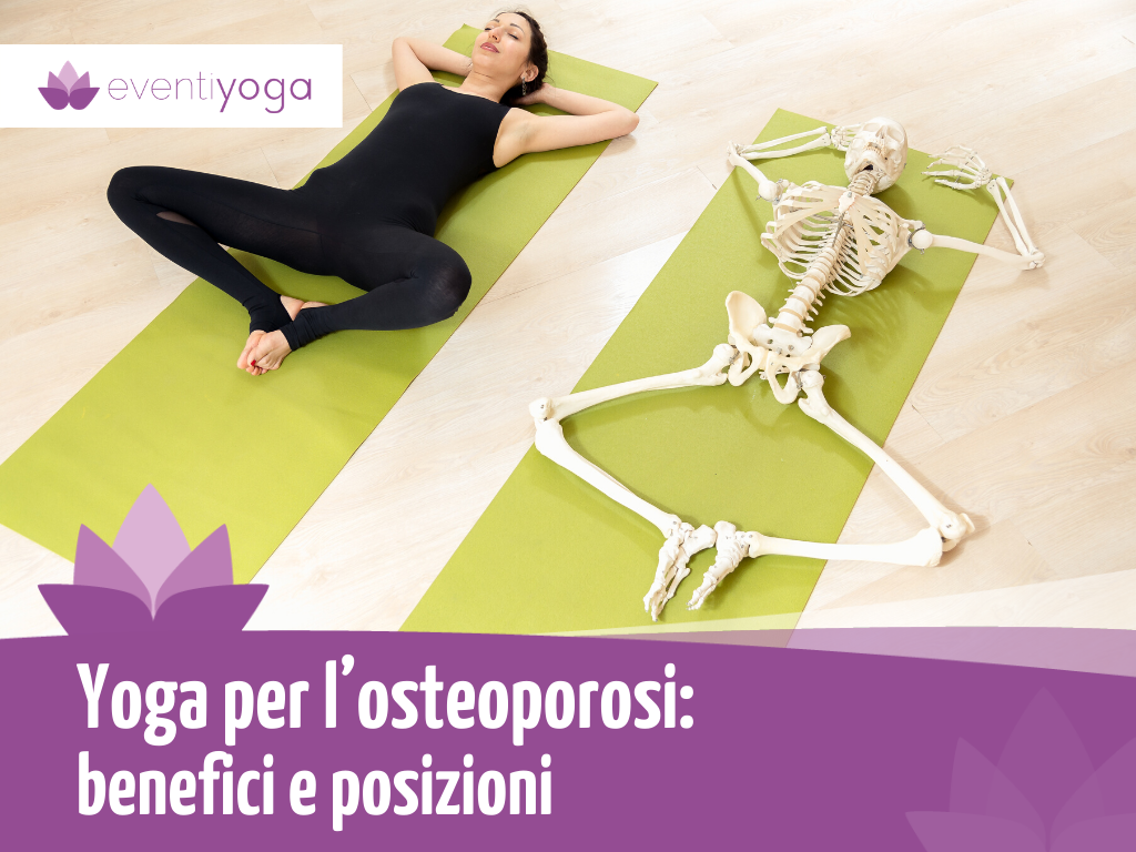Yoga per l'osteoporosi