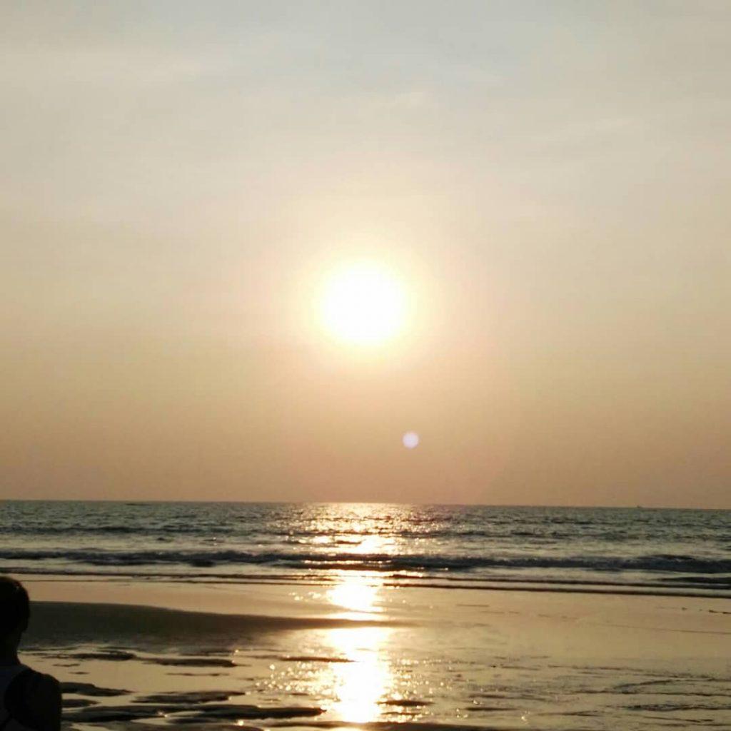 Goa e la spiaggia di Arambol