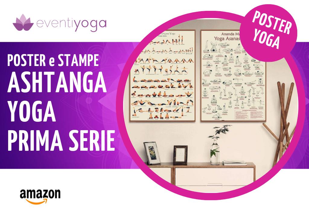 Poster Ashtanga Yoga