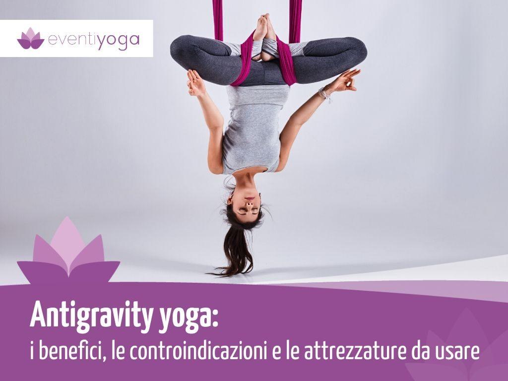 antigravity yoga uno degli stili di yoga