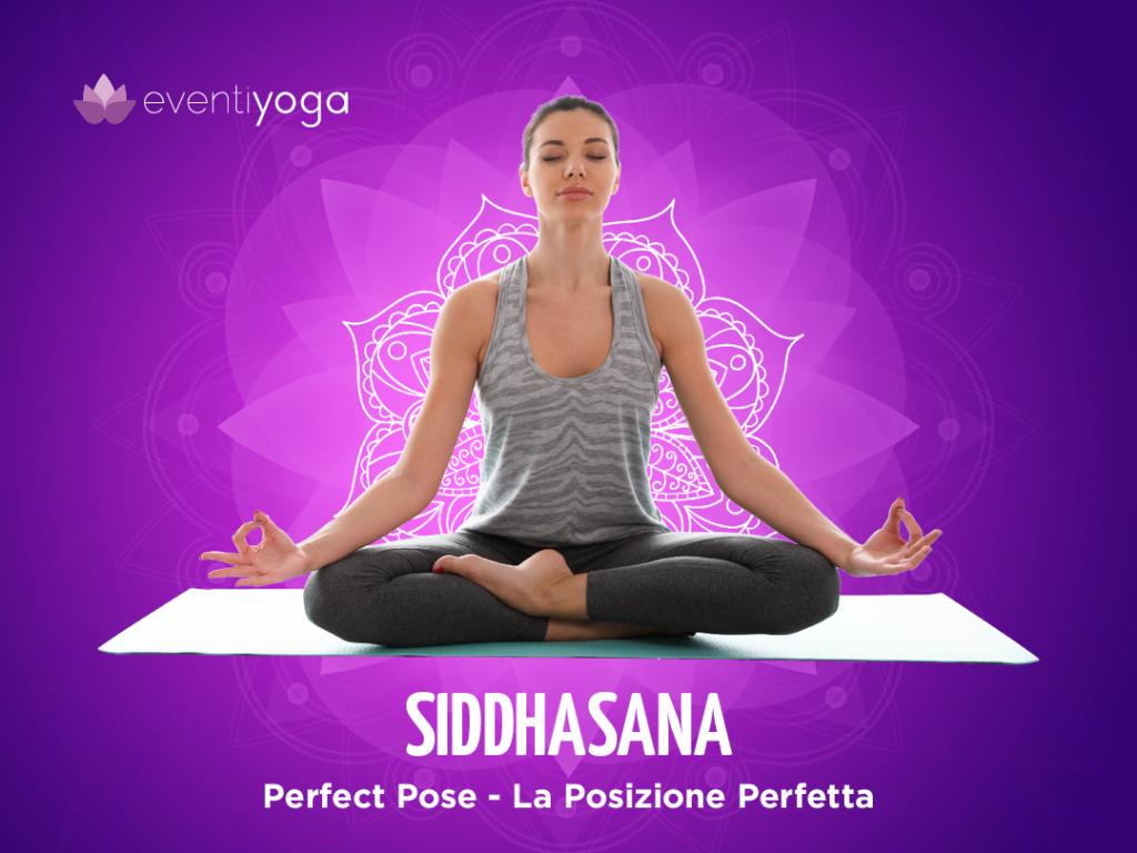 Siddhasana yin yoga