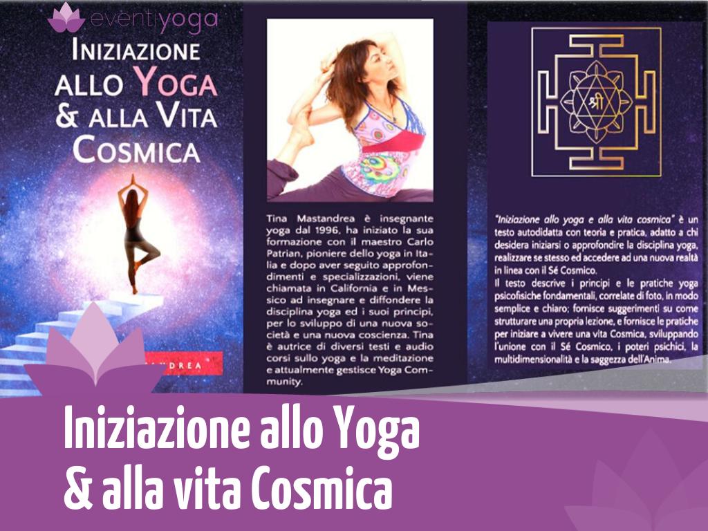 Libro Yoga Iniziazione allo yoga