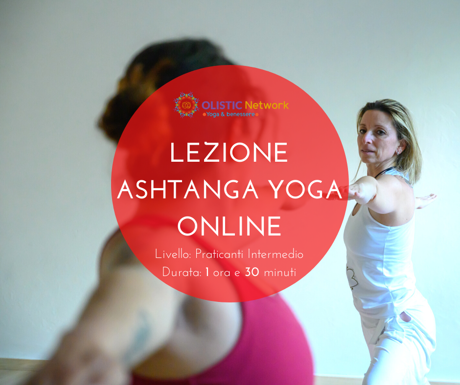 Lezioni Ashtanga Yoga Online