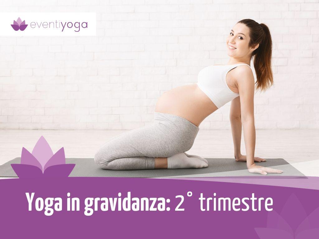 Yoga in Gravidanza Secondo Trimestre