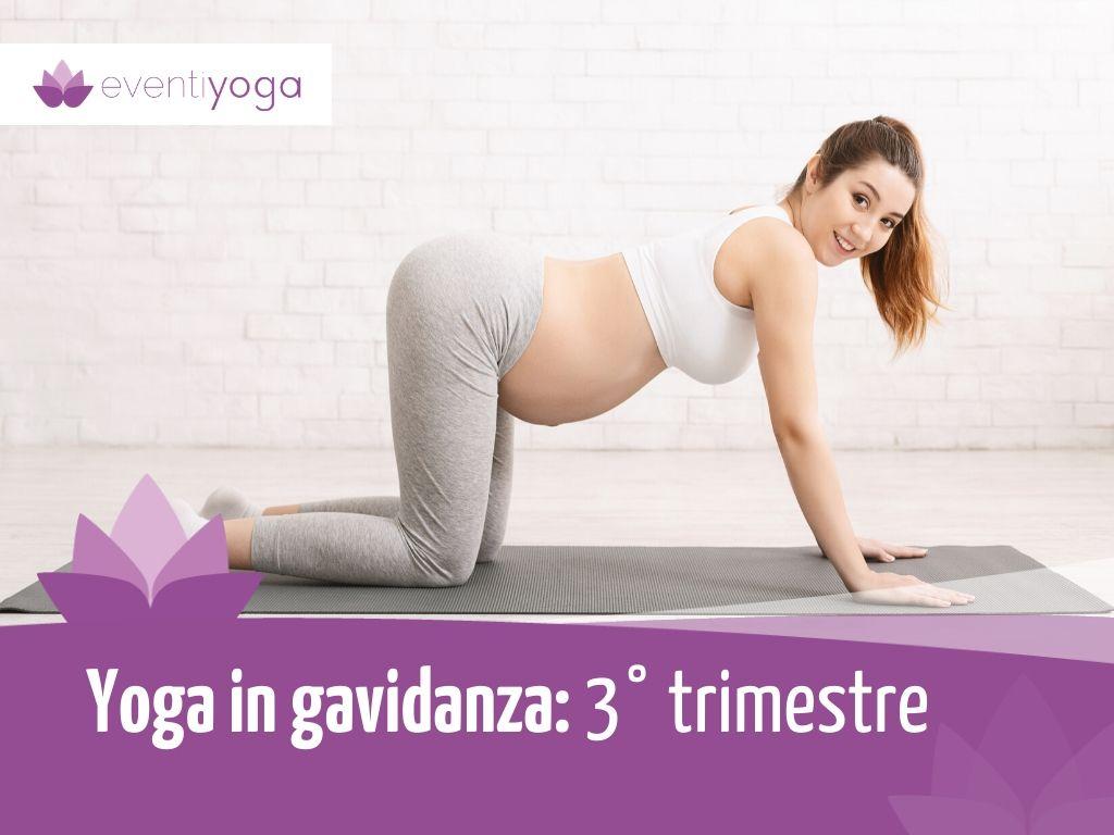 Yoga Gravidanza Terzo Trimestre