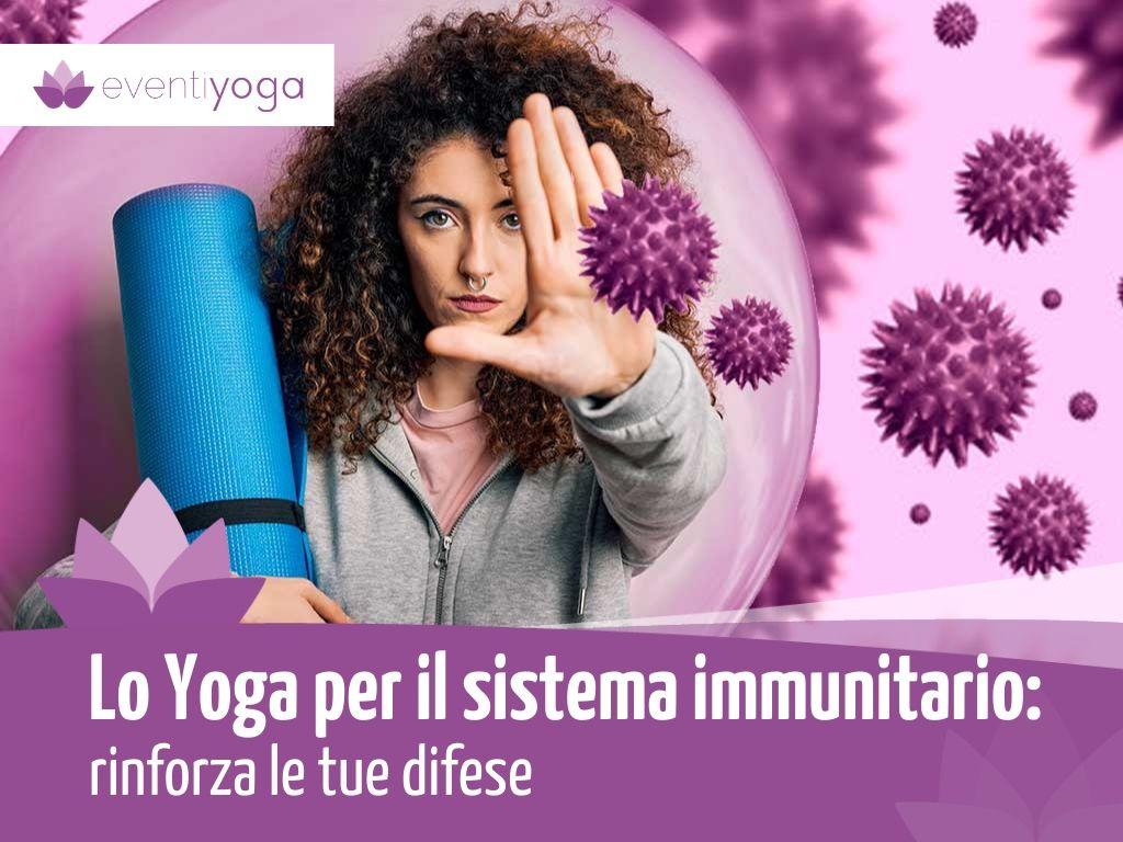 yoga per sistema immunitario