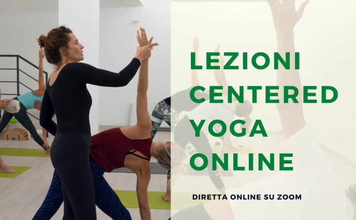 Centered Yoga online italiano