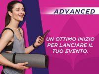 Pacchetto promozione eventi Advanced