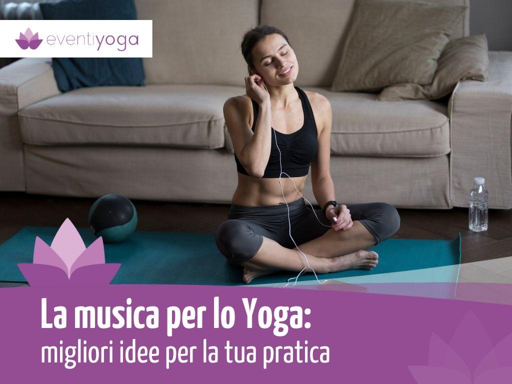musica per yoga