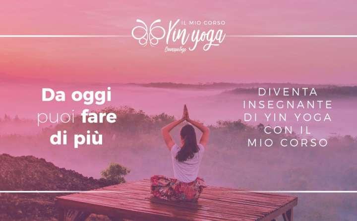 Yin Yoga online italiano