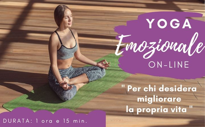 YogaEmozionale online
