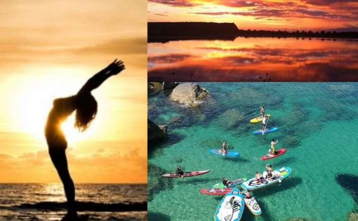 Vacanza yoga agosto in Sardegna