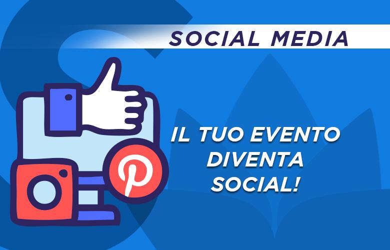 Pacchetto Social Media