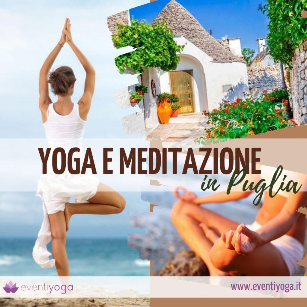 Vacanze Yoga Destinazioni in Puglia