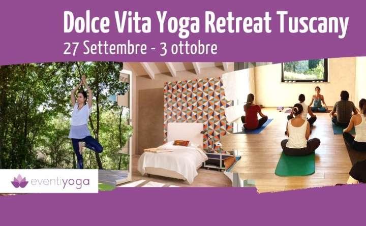 Yoga Toscana vacanze yoga settembre 2020