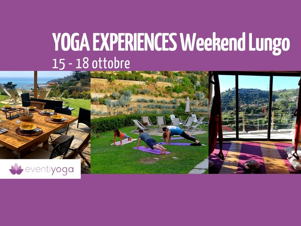 Weekend Yoga in Liguria