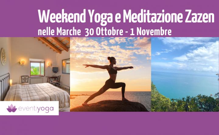 Weekend yoga e meditazione nelle Marche