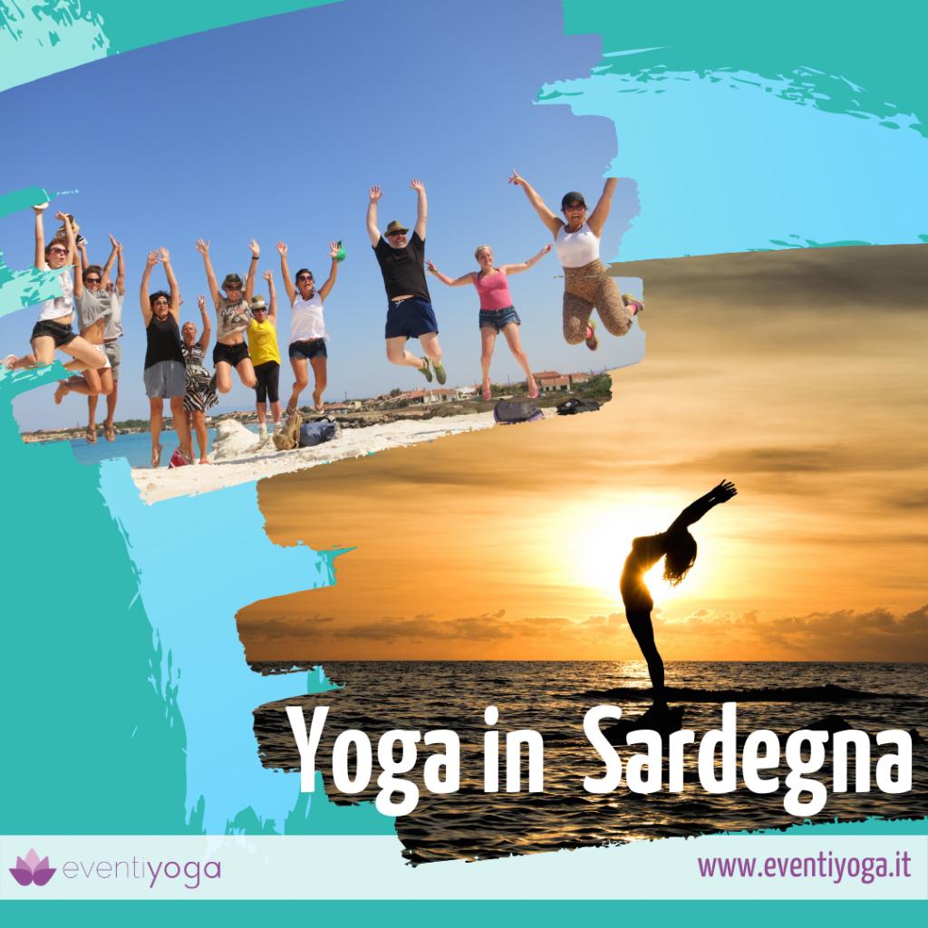 Yoga al mare Sardegna