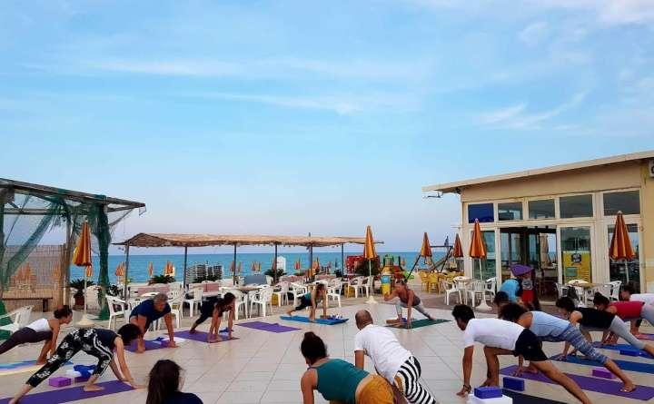 Yoga al Mare - Irina Mirankova