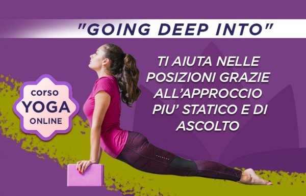 Corso Yoga Online Going Deep