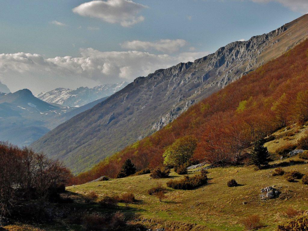 Yoga e Meditazione in Montagna in Abruzzo