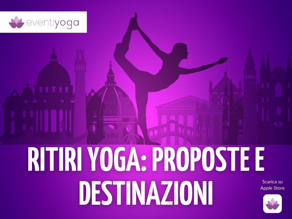 ritiro yoga