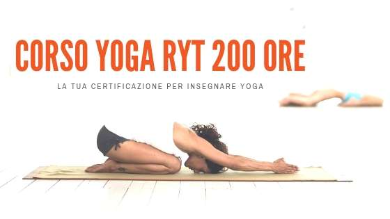 Lezioni yoga online per insegnanti