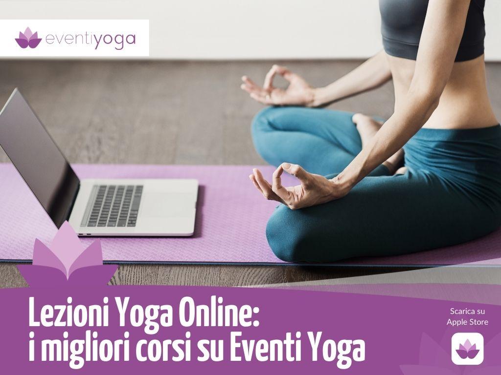 lezioni yoga online