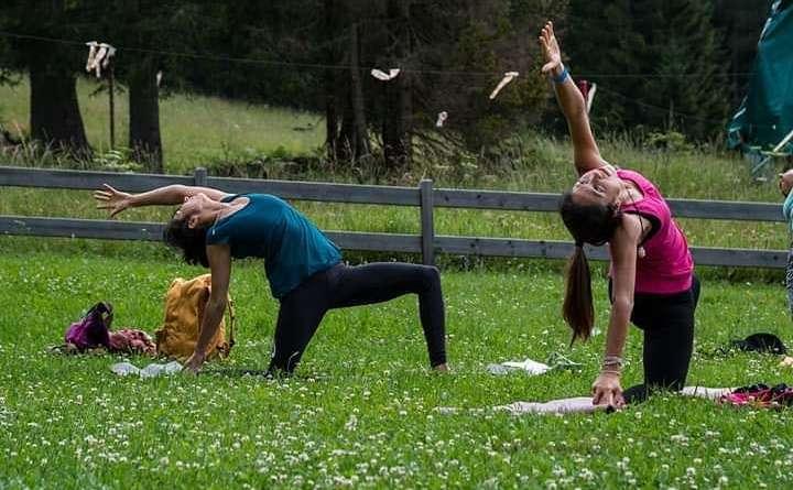 Corso yoga online avanzato