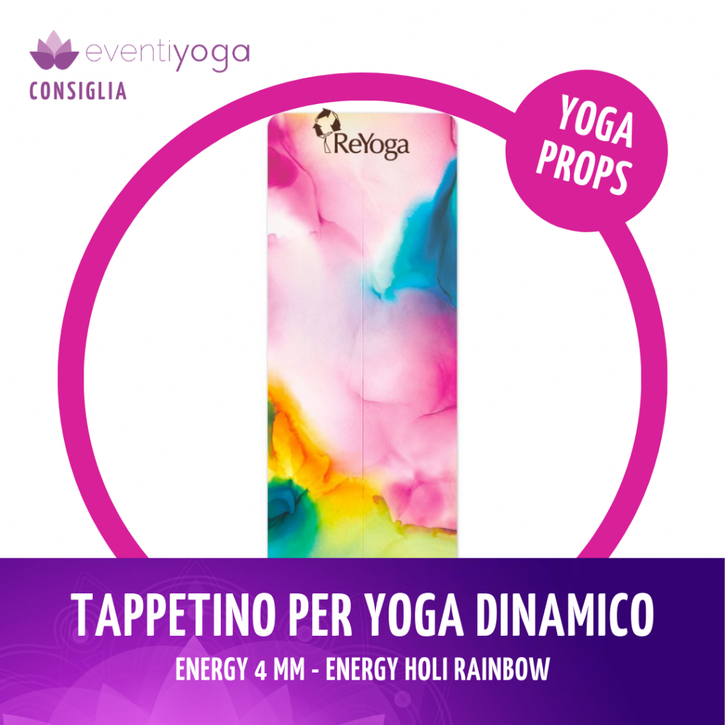 migliori tappetini yoga dinamico