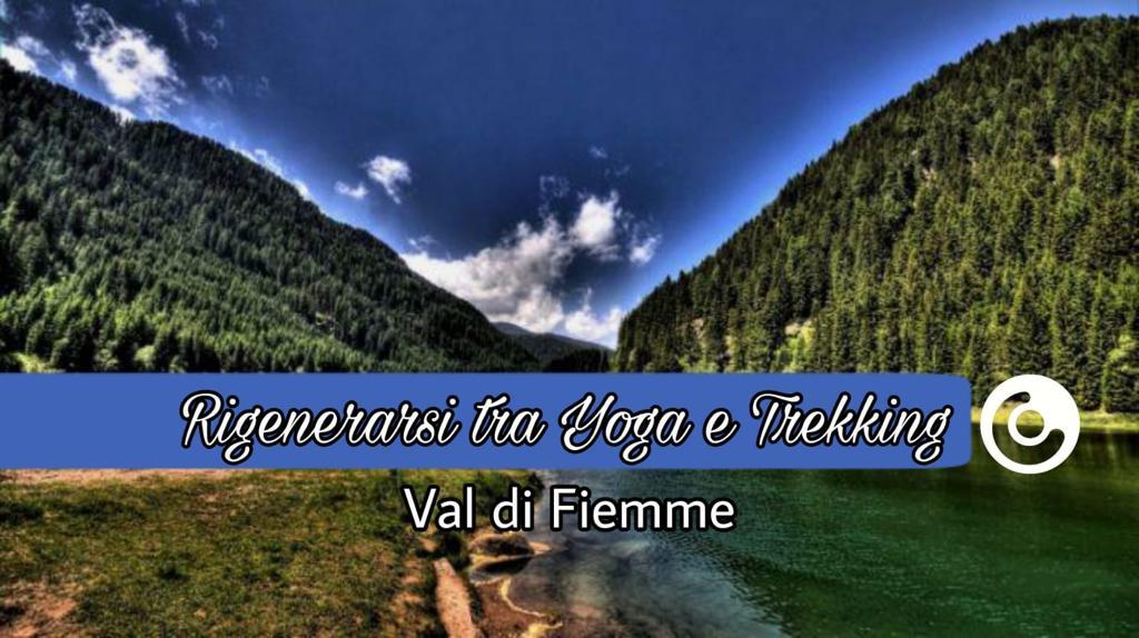 Yoga e Trekking