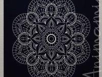 Plaid Yoga in Lana Merino 100%. ARMONIA. Personalizzabile