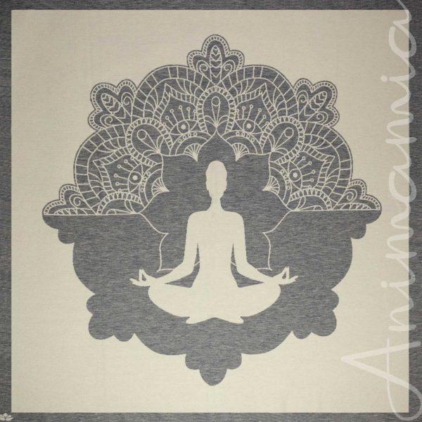 Coperta Yoga e Meditazione in Lana merino
